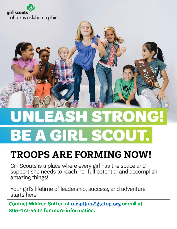 Join Girl Scout