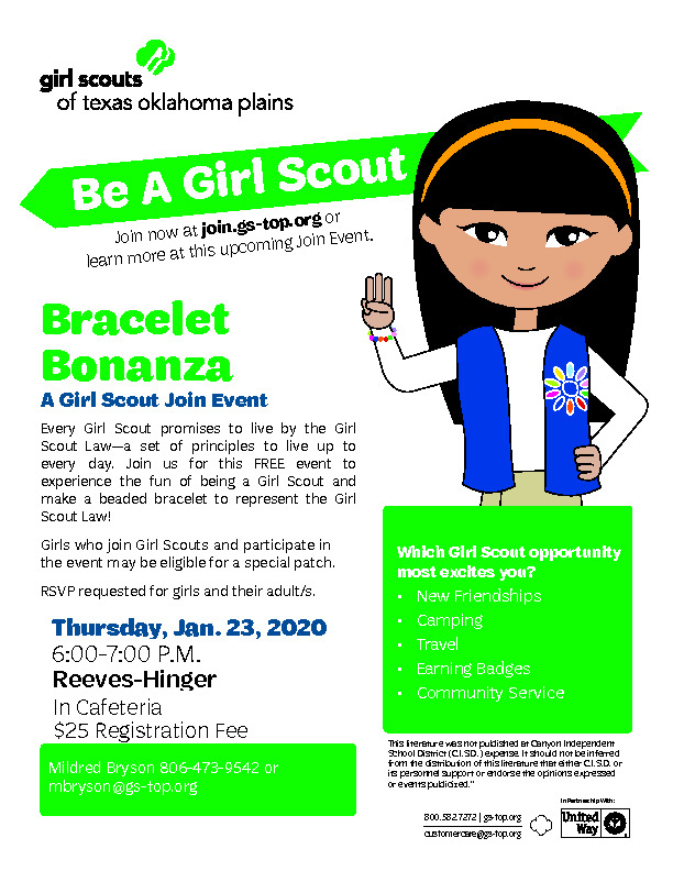 Girl Scouts Recruitment