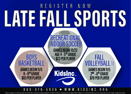 Kids Inc Late Fall Sports   Register Now Recreational Indoor Soccer Boys Basketball  Volleyball 806 376 5936