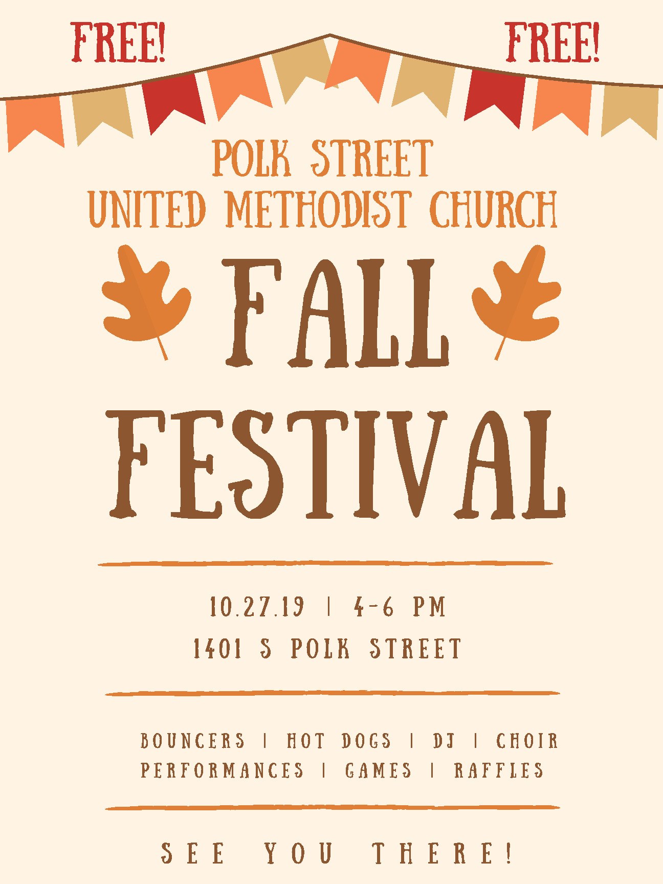 Polk Street Fall Festival is October 27 from 4   6 pm
